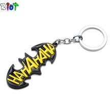 Joker HAHA Keychains
