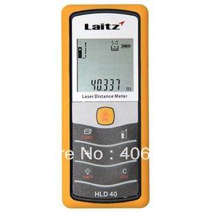 ФОТО Leitz HLD40 handheld laser rangefinder 50 m laser foot electronic ruler