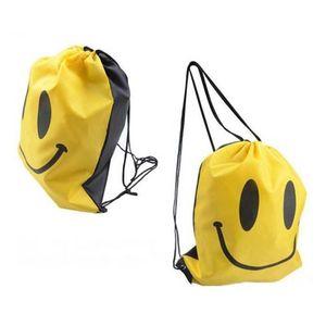 Funny Smile Storage Bag Outdoo