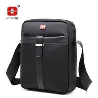 New Mens Cross Body Bags Casual Black High Quality Crossbody Bags For Men Waterproof Small Women