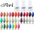 Tivi Gels Lans Col#A15605013~024;121~132;089~095,Nail Art Soak Off UV&LED Gel Polish Gorgeous Varnishes Long Lasting Colors