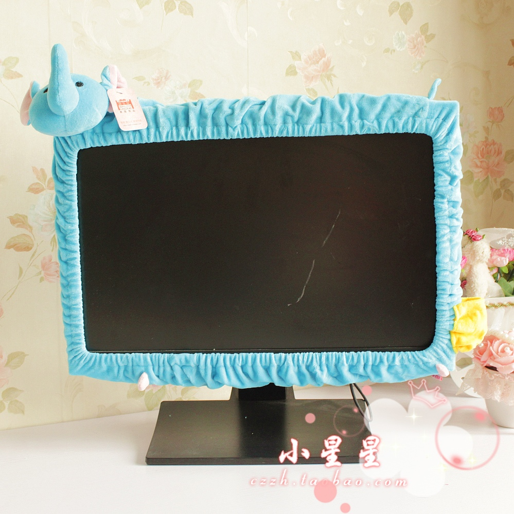 Computer Monitor Frame Decorations