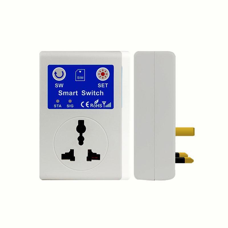 ФОТО GSM Mobile Phone Smart Remote Control Socket EU/UK/AU Plug SC1-GSMVC