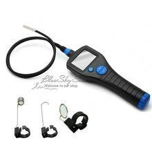 Free shipping!Dia 8.5mm 2.7″ Endoscope Borescope Inspection Snake Scope Rotate Zoom 6 LEDs w/2 Meters Cable Car Diagnostic Tools