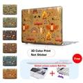 Племенные Тотемы Дизайн Ясно/Матовый Чехол для Macbook Pro Retina 12 13 15 Air 11 13 дюймов Ноутбук Сумка для Mac Book Pro 13 15 случае