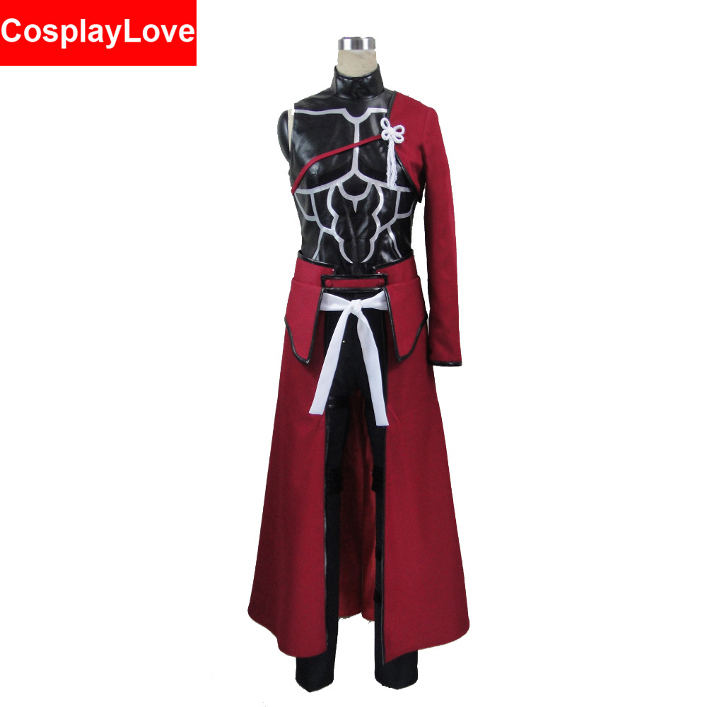 Fate/Zéro Nuit Archer Cosplay Costume Pour Halloween Party De Noël CosplayLove Custom Made