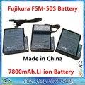 Бесплатная Доставка Высокая Емкость БТР-06 Замены Батареи 7800 мАч для FSM-50S/50R/17 S/17R Сделано в китай
