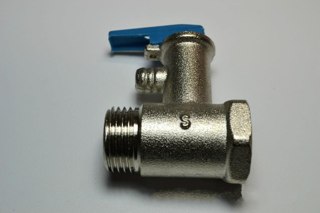 Frank 1/2 dn15 3/4 Dn20 Temperatur Und überdruckventil Als Sicherheitsventil Für Wasser-heizungen System Sanitär Ventil