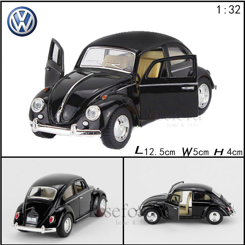 132 volkswagen beetle 1967 classic cars kids antique model toys car classic vintage alloy
