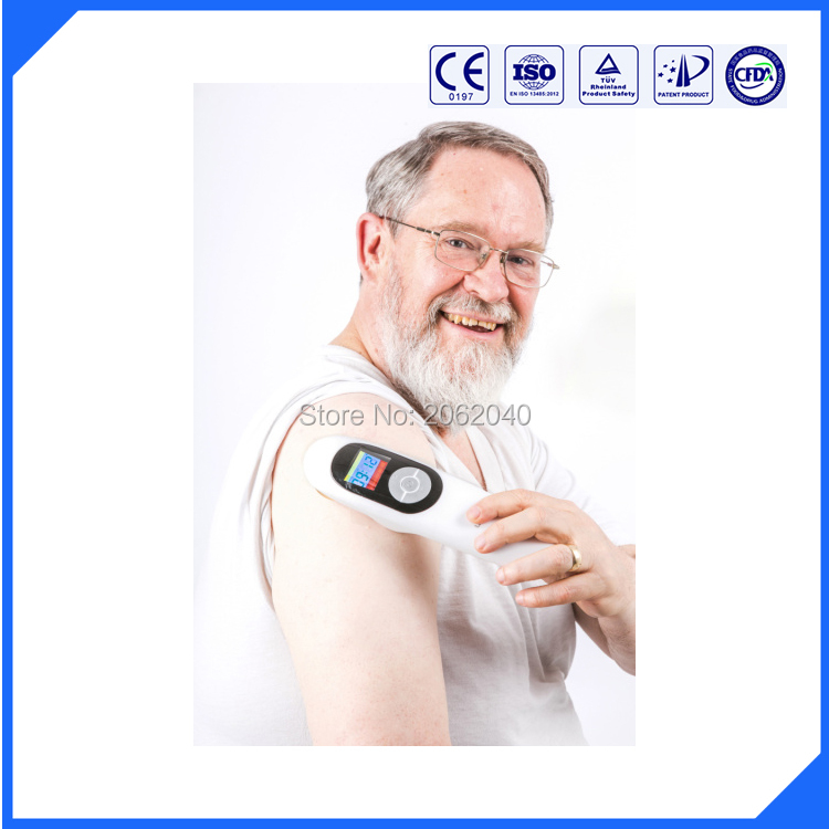 physiotherapy machine laspot cure laser handheld acupuncture acupoint massager