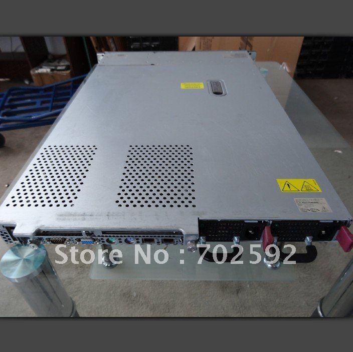 Original DL360G5 server L5420*2/ 8G memory/73G*3/ RAID5 original 73g 2 5