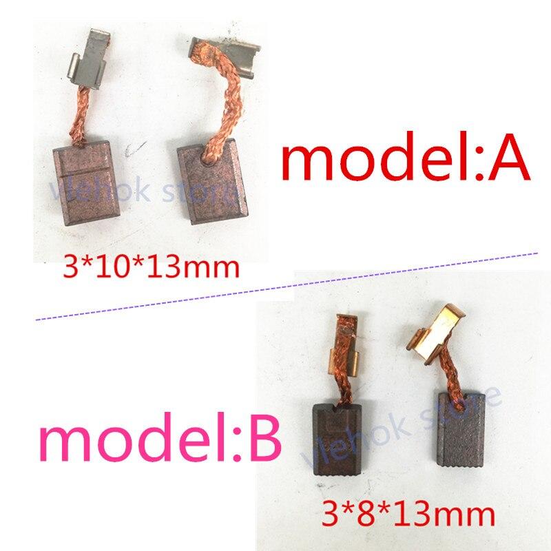 Carbon Brushes Replace For HILTI 14.4V 18V SFC14A SFC 14A SFC14-A SFC22-A SFC22A SFC 22A SFC18A SFC 18A SFC18-A Electric Tools