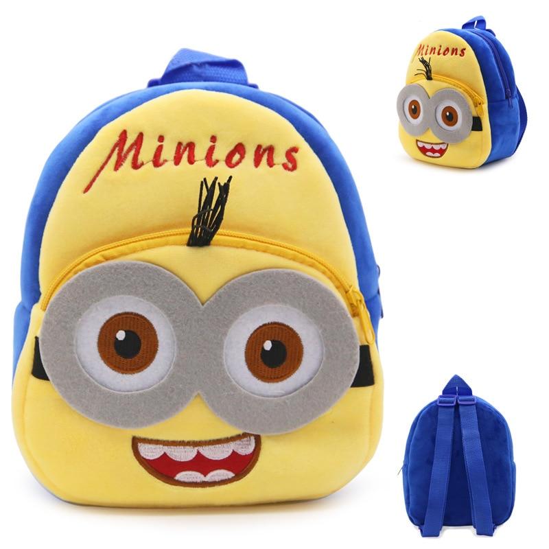 Plush-Backpack-New-Cute-Cartoon-Kids-Plush-Backpack-Toy-Mini-School-Bag-Childrens-Gifts-Kindergarten-Boy-Girl-Baby-Student-Bags-3