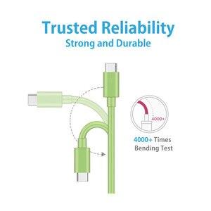 Image 5 - Câble Micro USB 2.4A câble de chargeur de données de charge rapide pour Samsung Xiaomi Huawei LG tablette câbles de téléphone portable Microusb 1m 2m 3m