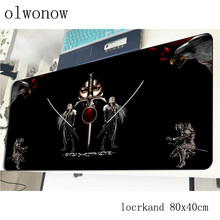 final fantasy mousepad gamer big 800x400x2mm gaming mouse pad Halloween Gift notebook accessories laptop padmouse ergonomic
