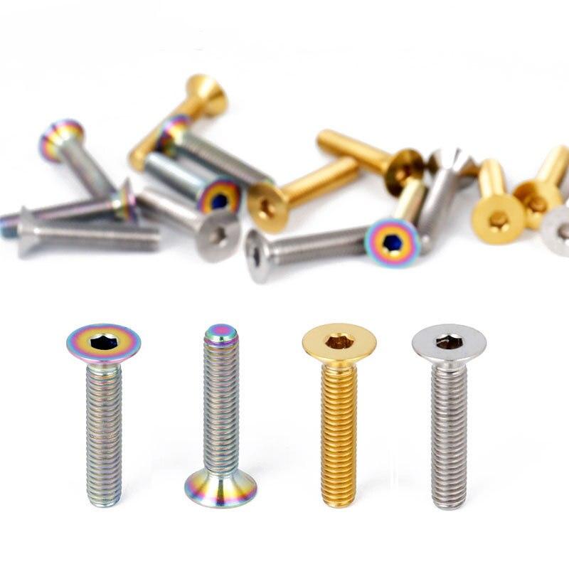 25 Pcs M6-1.0 x 35 or M6x35 6mm x 35mm J.I.S Small Head Hex 10.9 Yellow Zinc