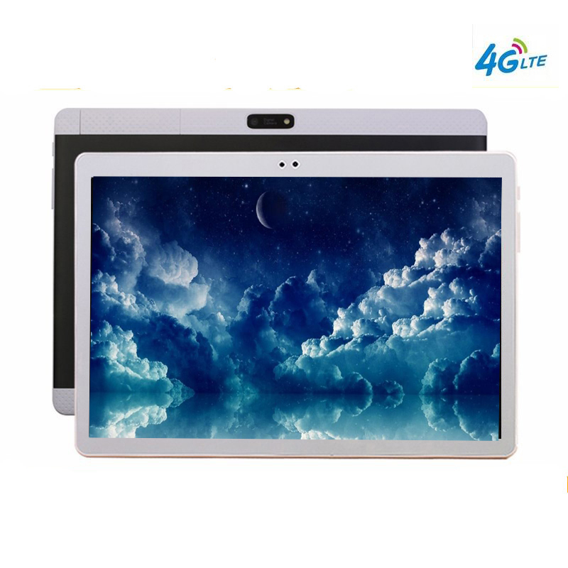 Free shipping K99 MT6797 10 Core 10.1' Tablets Android 7.0 128GB ROM Dual Camera 8MP Dual SIM Tablet PC GPS bluetooth phone