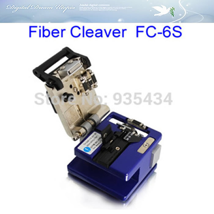 Free shipping Optical Fiber Cleaver Sumitomo Electric FC-6S Cut Cutting Tools wholesale  цены