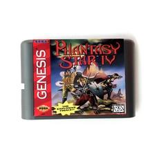Shining Force IV de 16 bits da Sega MD Cartão de Jogo para o Mega Drive para Genesis