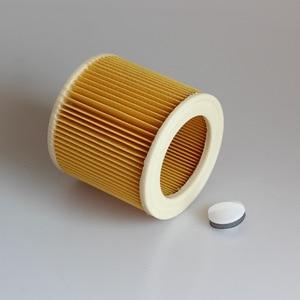 Image 4 - 3 peças de saco de substituição para ar, de alta qualidade, para karcher, aspirador de pó, acessórios, filtro hepa wd2250 wd3.200 mv2 mv3