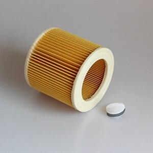 Image 4 - Сменный пылезащитный мешок для Karcher, фильтр HEPA фильтр для пылесоса, аксессуары, 3 шт., WD2250, WD3.200, MV2, MV3