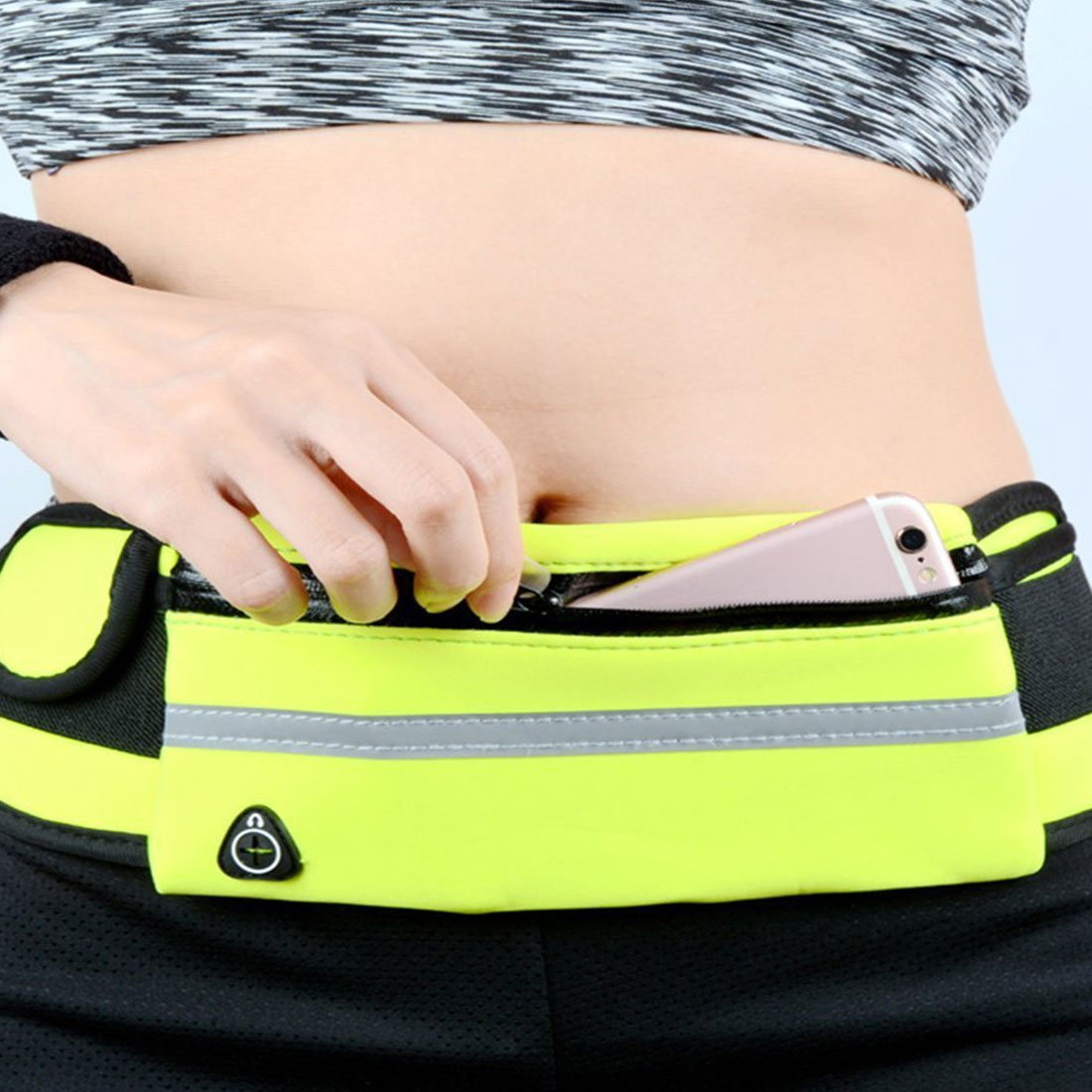 New Running Waist Bag Waterproof Phone Container Jogging Hiking Belt Belly Bag Women Gym Fitness Bag Lady Sport Accessories 38
