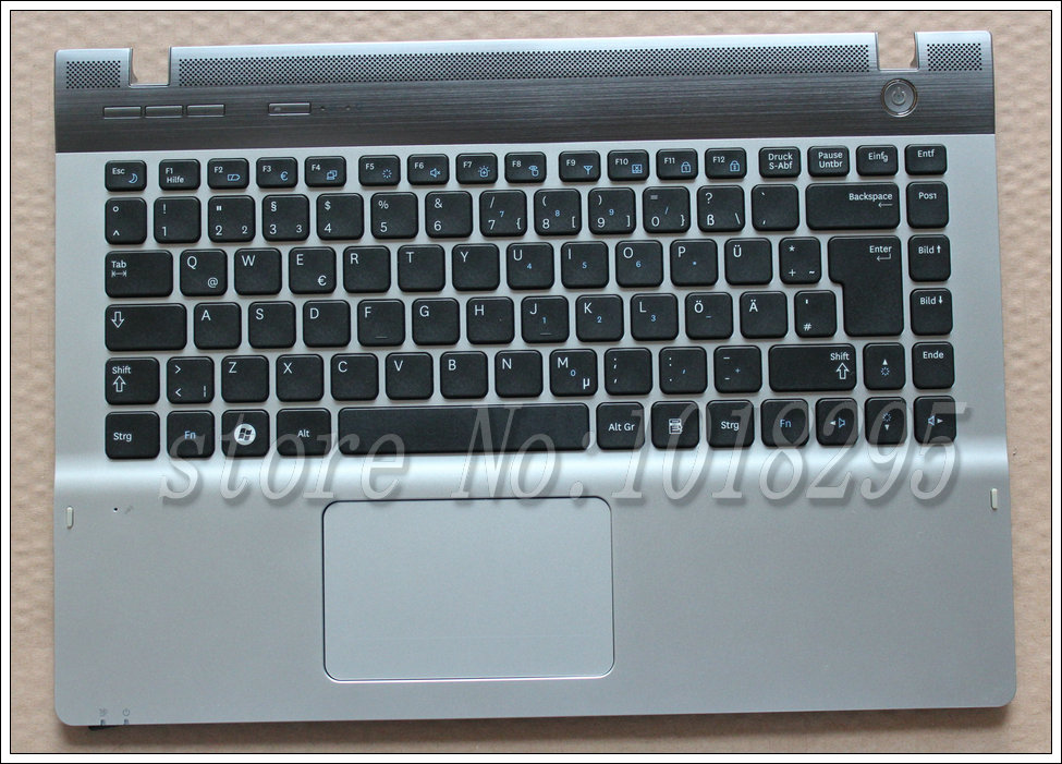 NEW German GR laptop keyboard for For Samsung QX310 QX311 new german gr laptop keyboard for samsung np730u3e np740u3e silver with shell