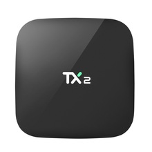 TX2 Android 6.0 Smart TV Box 2G 16GB Rockchip RK3229 Quad Core Mini PC 2.4G Wifi 4K Streaming Media Player Mi Set Top Box