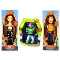 15 pouces Toy Story 4 parler Woody Jessie Buzz Lightyear dessin animé figurine à collectionner modèle jouet poupée pour enfants cadeau de noël