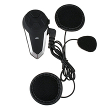 Fodsports BT S3 Motorcycle Helmet Intercom Moto Helmet Bluetooth Headset Waterproof Intercomunicador BT Interphone FM
