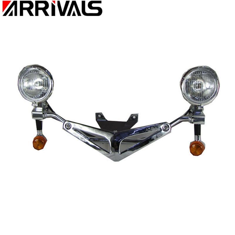 Driving Turn Light Bar Fog Spot Light For Honda Shadow