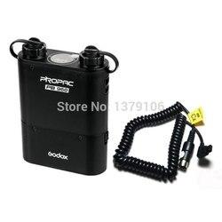 Godox PB960 Flash akumulator (czarny) 4500 mAh + kabel zasilający Cx do CANON Speedlite