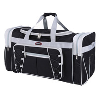 YUETOR Big Capacity Outdoor Sports Single Shoulder Fitness Bags Multifunction Sporting Handbag Training Gym Bag For