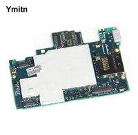 Ymitn Full Working Original Unlocked Mainboard For Sony Xperia Z L36h C6603 C6606 SO 02E LTE Motherboard Logic Circuit Board