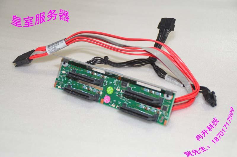 все цены на FOR IBM X3550M3 hard drive backplane SAS backplane hard drive upgrade data cable power cord 59Y3915 онлайн