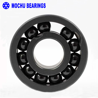 1PCS 608 8X22X7 Full Complement Ceramic Bearing 608CE Si3N4 Ball Bearings No Cage Si3N4 Ceramic Silicon