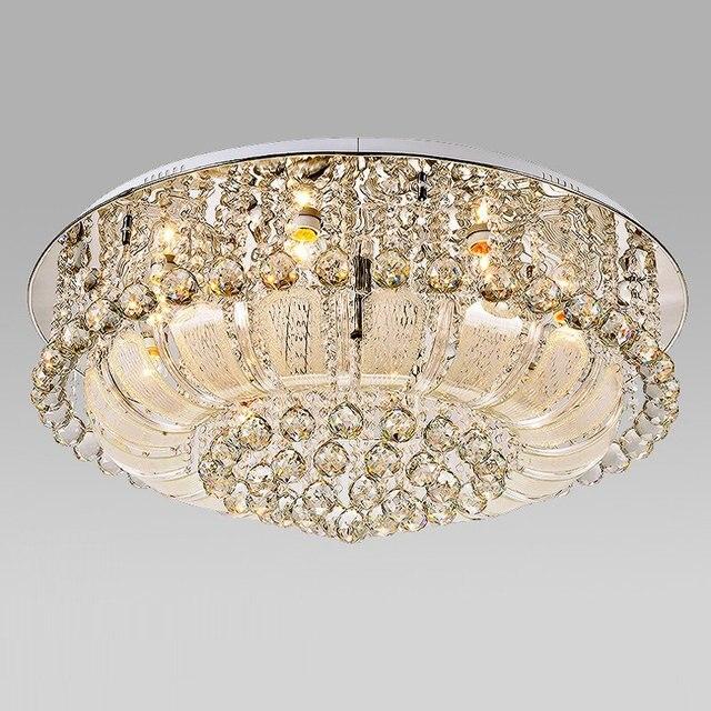 aliexpress koop moderne crystal ronde top woonkamer