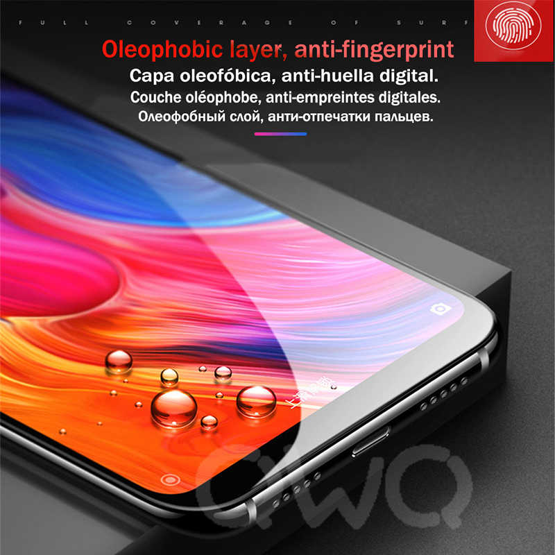 10D Hydrogels For huawei P20 Mate 20 10 Lite Pro P Smart 2019 full curved screen protector For Honor 9 10 Lite Protective film
