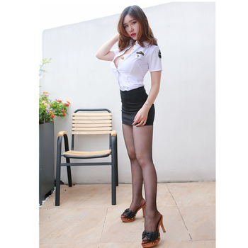 Sexy Policewoman Costume  5