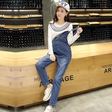 Brand Spring&Autumn New 2 Styles Maternity Overalls Costumes Fashion Suspender Trousers For Pregnant Women DD073