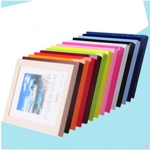 5 PCS/Set Plastic Photo Frame Mount Card Board Holder Picture Display 6 7 8 Home Decor Shipments Russian