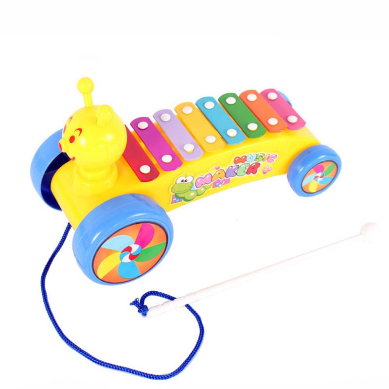 Mooistar #5011 Puzzle Carpenterworm Organ Musical Instrument Birthday Present Kid Wisdom Deveop