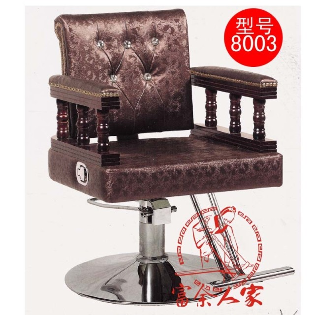 Erstrecken Sich Die Stuhl. Praktisch Y8003 Kann Heben Europäischen Schönheit Salon Haarschnitt Hocker Friseurstühle Salon Möbel
