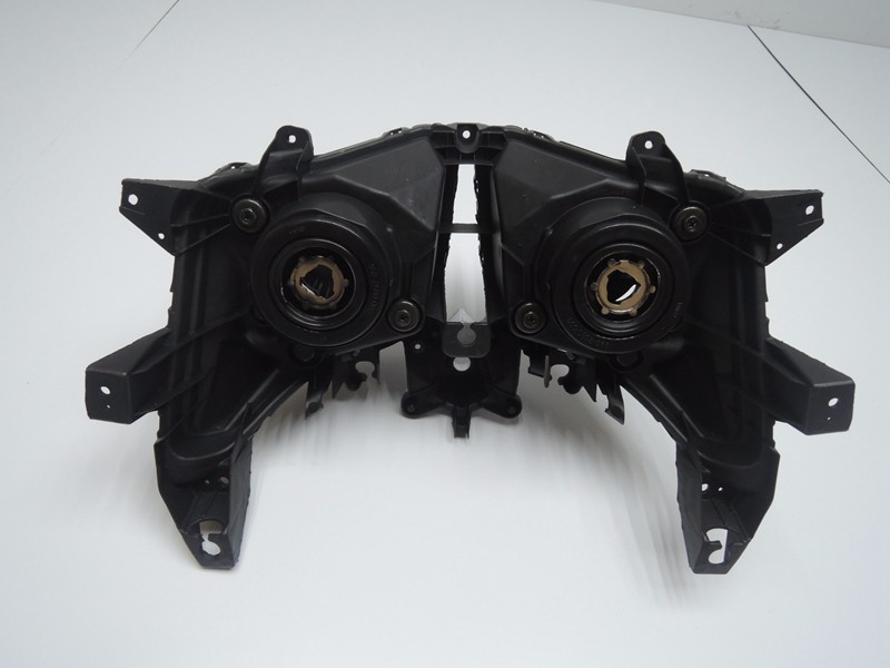 TMAX 530 2012 2013 2014 Front Headlight Head Light  Headlamp For Yamaha T-MAX530 TMAX530 2012 2013 2014 Clear (6)