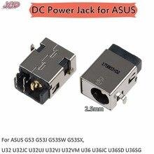 JCD DC POWER JACK SOCKET CONNECTOR FOR ASUS G53 G53S G53S1A G53JW G53SW G53SX G55VW G53JW-3DE G53JW-A1 G53JW-XT1 DC Jack 2.5mm g73jw for asus g53jw g73sw g53sw g53sx vx7 vx7s gtx560m gtx 560 1 5gb ddr5 mxmiii vga video card graphic card