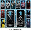 TAOYUNXI Soft TPU Cases For Bluboo S8 5.7 inch Case Skin Back Capa Cover For Bluboo S8 5.7 inch Case Silicone DIV Painted Fundas