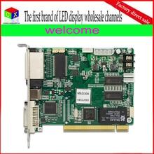 MSD300 полноцветный светодиодный экран контроллера синхронный отправки поддержка карт/Нова отправки карты