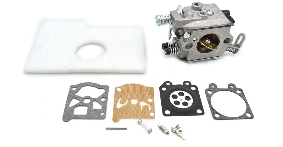 Air Fuel Oil Filter Kit Für Stihl Kettensäge 017 018 MS170 MS180 #
