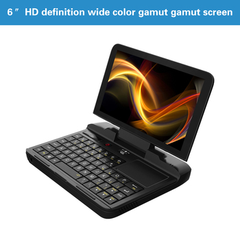 GPD MicroPC Micro PC 6 Inch Intel Celeron N4100 Windows 10 Pro 8GB RAM 128GB ROM Pocket laptop Mini PC Computer Notebook 1
