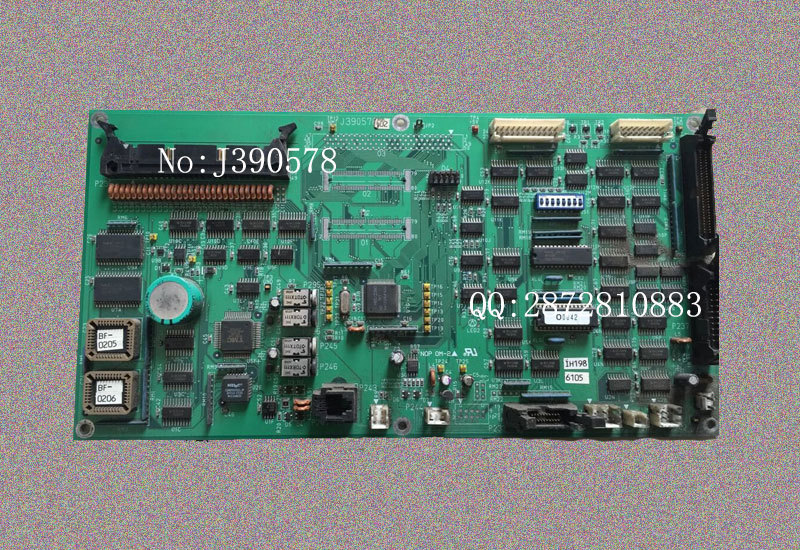Noritsu Frontier QSS-3001/3021 The original package that is colourful to expand machine second-hand accessories J390578 PCB the original 2mbi200l 060 code package machine disassemble